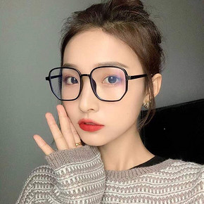 【防蓝光近视】配度数显瘦眼镜