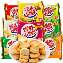 【米多奇】烤香馍片馍丁30包