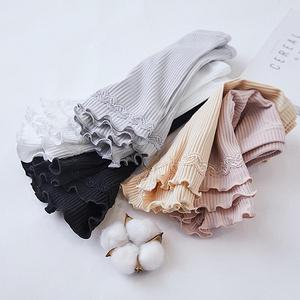 【純棉】薄款外穿蕾絲打底褲