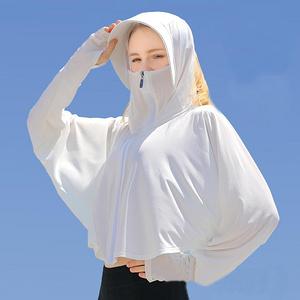 【夏季透氣】女士冰絲防曬衣