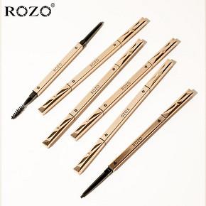 rozo小金钻极细防水眉笔3支