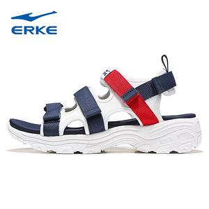 鸿星尔克2021夏季新品凉鞋