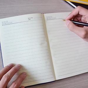 申士 商务活页笔记本文具