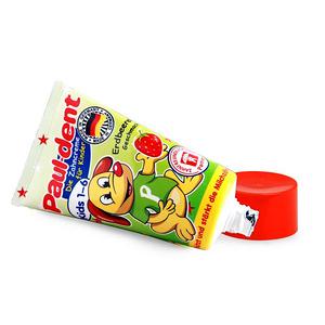 德国进口儿童可吞咽防蛀牙膏50g