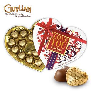 送给她# 吉利莲 榛心巧克力礼盒装