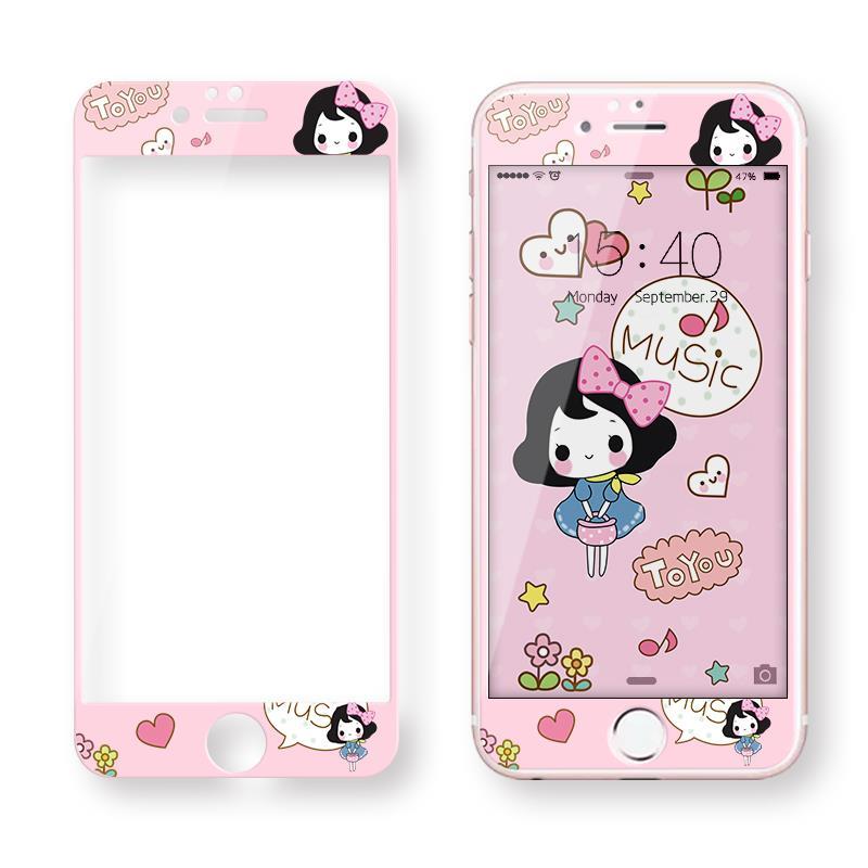 阿仙奴 iphone6 plus钢化玻璃膜