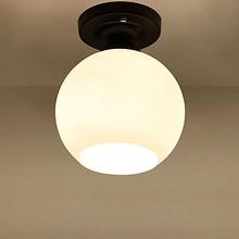 美帝康 欧式LED创意吸顶灯过道灯 7.9元包邮(17.9-10券)