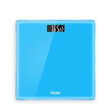 纤薄设计# 海尔 精准家用人体电子称 26.9元包邮(29.9-3券)