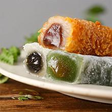 吃货最爱# 真真老老 麻薯 480g 17.9元包邮(32.9-15券)