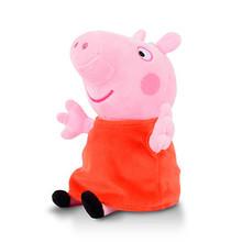 伴睡小猪# 小猪佩奇 毛绒玩具公仔 13元包邮(23-10券)