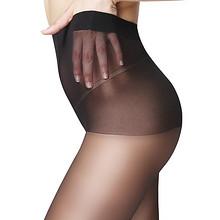 防止紫外线# 黑妞 防勾丝性感显瘦轻薄丝袜 2.7元包邮(5.7-3券)