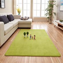 居家好物# 鑫乙达 珊瑚绒简约现代地毯 0.4*1.2m 8.8元包邮(11.8-3券)