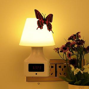 不怕天黑# 创意LED遥控小夜灯