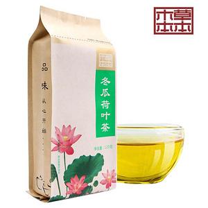 健康佳饮# 天然冬瓜荷叶茶 120g