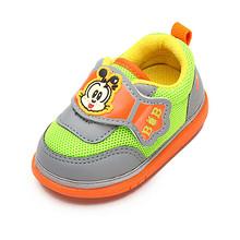多色可选# 巴布豆 儿童休闲时尚学步鞋 12.9元包邮(39.9-7-20券)