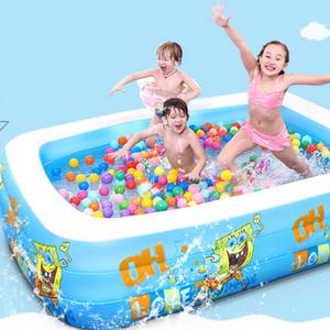 家用加大加厚儿童充气游泳池