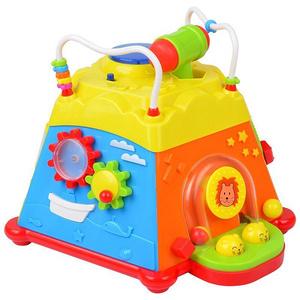 嘉达宝宝早教梦幻乐园玩具桌