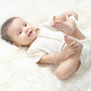 心适家园 婴儿纯棉衣服套装