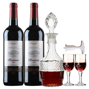 罗莎 干红葡萄酒750ml*2+赠品