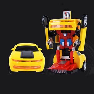 变形金刚5遥控变形大黄蜂汽车人