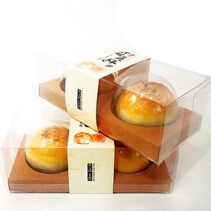 皇朝 手工莲蓉味馅蛋黄酥2个