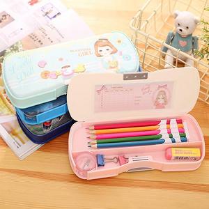 儿童时尚创意可爱卡通文具盒