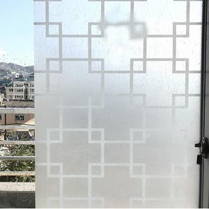 透光不透明防晒磨砂玻璃贴膜