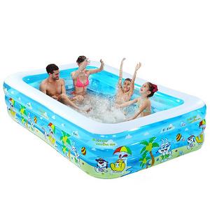 诺澳 大号家庭充气儿童游泳池