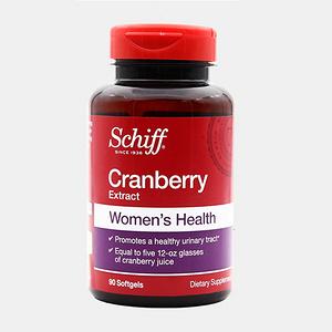 Schiff 美国进口蔓越莓胶囊90粒