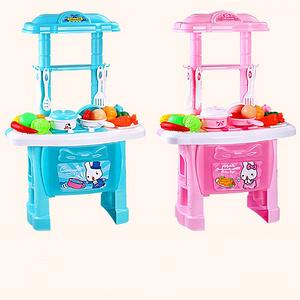 儿童厨房做饭仿真玩具16件套
