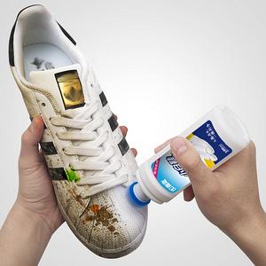 小白鞋去污清洁剂100ml2瓶+毛巾