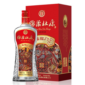 杜康 福临门浓香型50度白酒500ml
