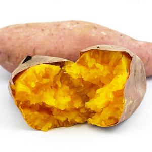 买1送1# 农家沙地大红薯共10斤