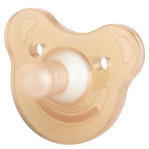 婴儿全硅胶安抚奶嘴0-6-18个月
