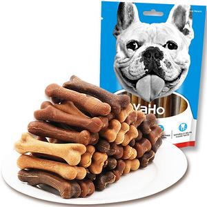 狗狗磨牙棒耐咬洁齿骨棒零食2袋