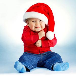 白菜价# 圣诞节必备成人儿童圣诞帽3个 1.2元秒杀