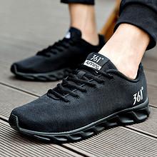多色可选# 361° 男士网面透气跑鞋运动鞋 99元包邮(129-30券)
