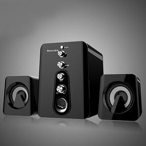 新科 台式多媒体低音炮小音箱