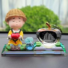 李维嘉代言# 汽车创意小和尚摆件+10片暖宝宝 5元包邮(40-35券)
