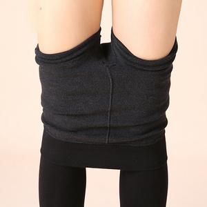 猫人 女冬季加绒加厚保暖裤