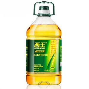 西王 普胚玉米胚芽油5.436L