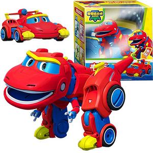 灵动创想帮帮龙玩变形机器人