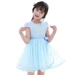 女童夏季新款韩版纱裙公主裙