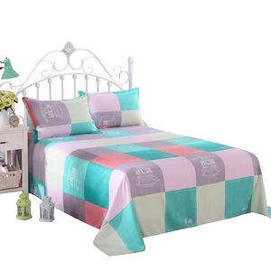 家用春夏棉布单件床单