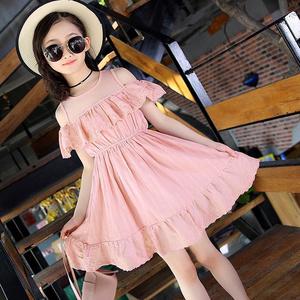 女童可爱洋气公主连衣纱裙