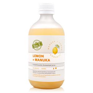 拍2#bio-e 柠檬酵素饮料500ml