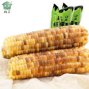 北显 东北有机花糯玉米棒10穗