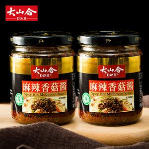 大山合  香菇拌饭酱200g*4瓶
