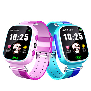 儿童智能防水定位电话手表