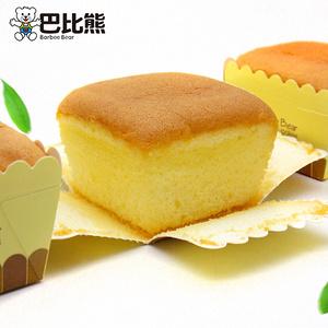 巴比熊 芝士轻蛋糕礼盒装1000g
